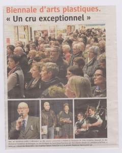 20-Le Télégramme 18 janvier 2015